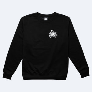 CUSTOMS SWEATSHIRT - BLACK