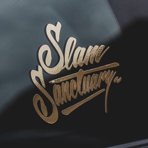 Logo Sticker - FOIL GOLD
