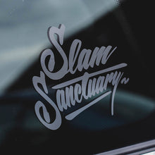 Logo Sticker - GREY