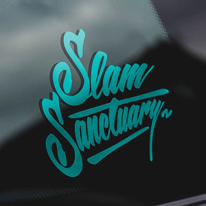 Logo Sticker - TEAL