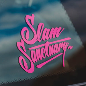 Logo Sticker - PINK