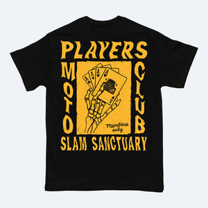 PLAYERS MOTO CLUB T-SHIRT