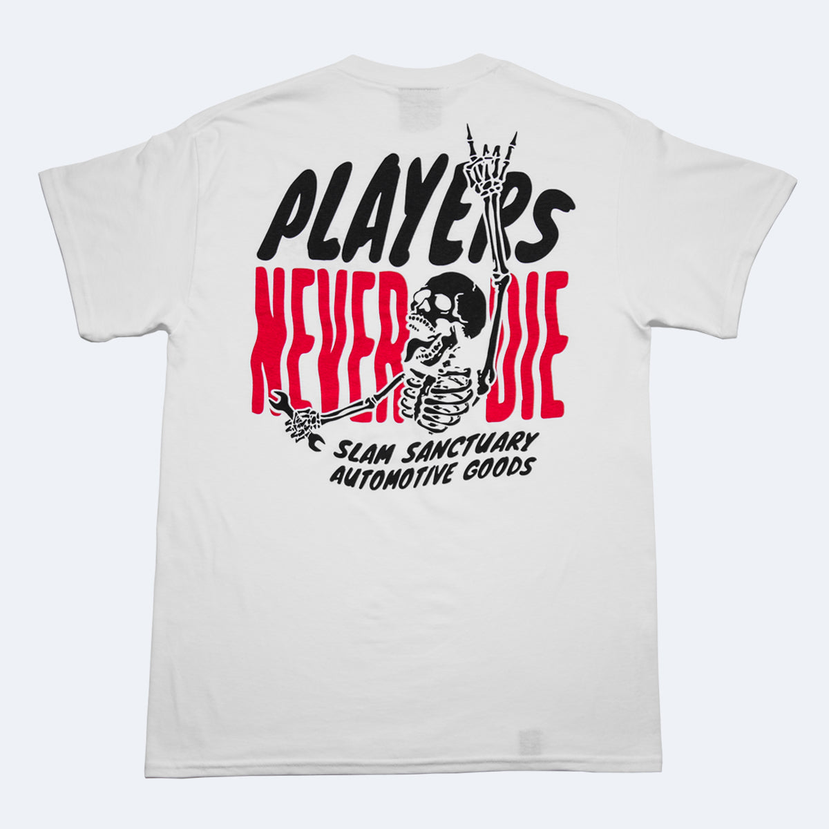 PLAYERS X SLAM SANCTUARY T-SHIRT