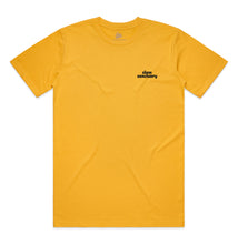 MOTORS T-SHIRT - YELLOW