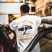 STANCE SERVICES T-SHIRT - WHITE