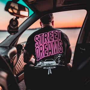 STREET DREAMS T-SHIRT