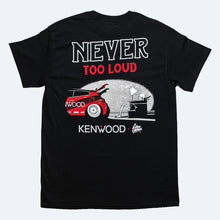 KENWOOD X SLAM SANCTUARY T-SHIRT