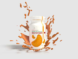 Bio available All-In-One Multivitamin Gummies