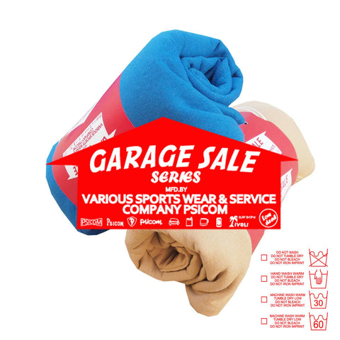 "GARAGE SALE series ""Grateful"""
