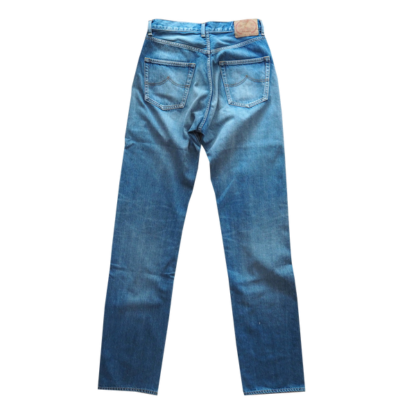 DENIM PNT /WASHED