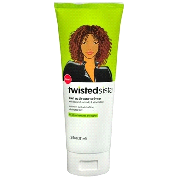 TWISTED SISTA CURL ACTIVATOR, 221 ML