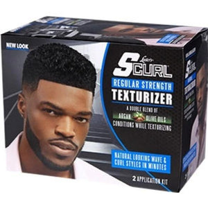 S-CURL TEXTURIZER, REGULAR