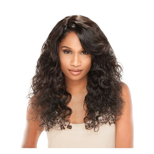 100% BRAZILIAN VIRGIN REMI LACE WIG NATURAL CURLY, 20""