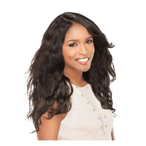 100% BRAZILIAN VIRGIN REMI LACE WIG - NATURAL WAVY, 20 INCHES - Visons Hair & Cosmetics Butik