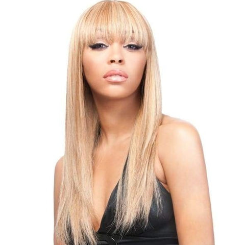 "100% Human Hair WIG - YAKI 1820"" - Visons Hair & Cosmetics Butik"