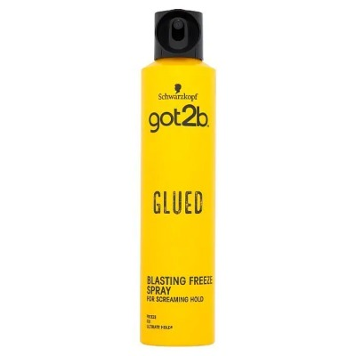 GOT 2 B GLUED BLASTING FREEZE SPRAY FOR SCREAMING HOLD, 300 ML