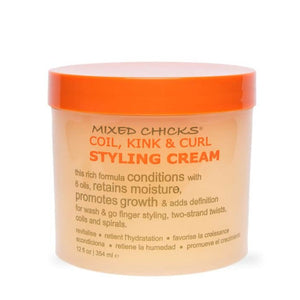 MIXED CHICKS - COIL, KINKS & WAVES STYLING CREAM, 354 ML
