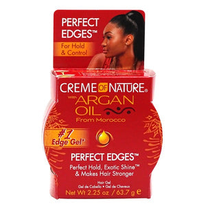 CREME OF NATURE ARGAN OIL PERFECT EDGES, 63,7 G