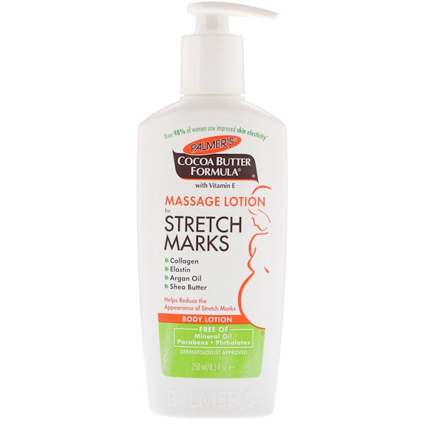 PALMERS COCOA BUTTER FORMULA MASSAGE LOTION FOR STRETCH MARKS, 250 ML