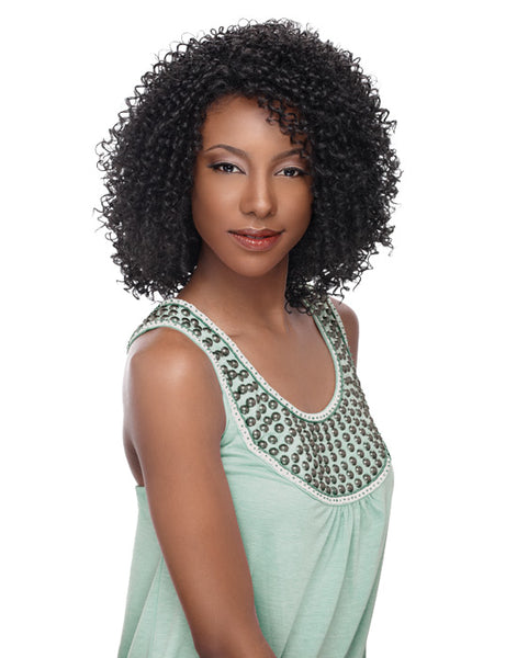 100% SYNTHETIC LACE EDGE FRONT WIG SHANTEL