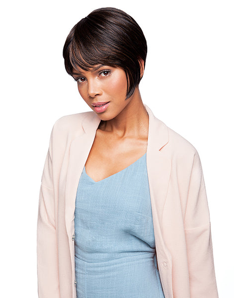 100% SYNTHETIC WIG PERFECT PIXIE, 10""