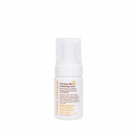 MIXED CHICKS MORNING AFTER REDEFINING FOAM TRAVEL SIZE, 100 ML