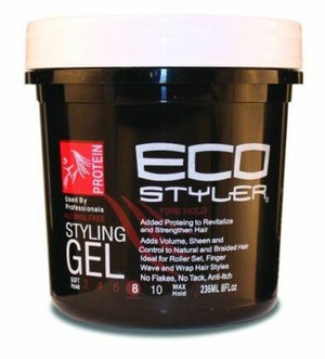 Eco Styler Protein Soft Hold, 236 ML
