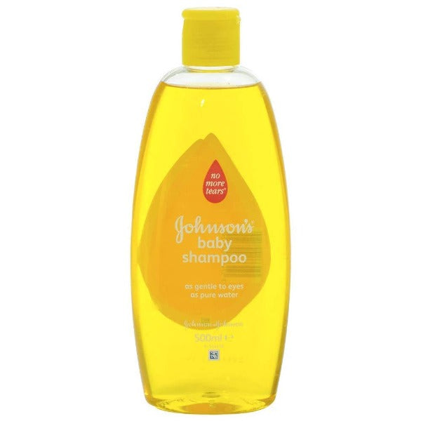 JOHNSONS BABY SHAMPOO, 500 ML