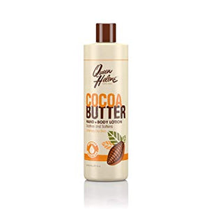 QUEEN HELENE COCOA BUTTER HAND & BODY LOTION, 454 G