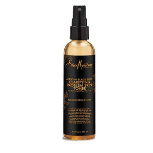 SHEA MOISTURE - AFRICAN BLACK SOAP PROBLEM SKIN TONER, 124 ML