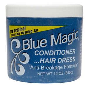 BLUE MAGIC THE ORIGINAL CONDITIONING HAIRDRESS , 340 G