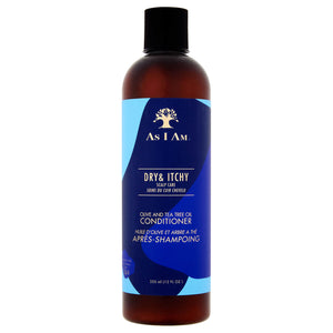 DRY & ITCHY OLIVE & TEA TREE OIL CONDITIONER, 355 ML