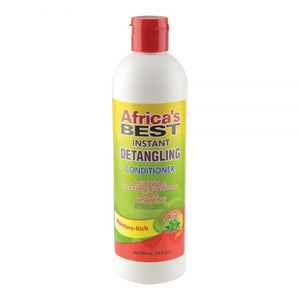 AFRICAS BEST INSTANT DETANGLING CONDITIONER, 355 ML