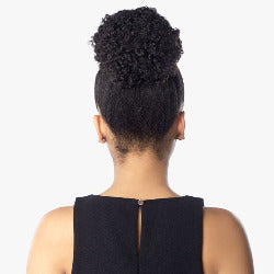 100% SYNTHETIC INSTANT PONY AFRO PUFF MEDIUM