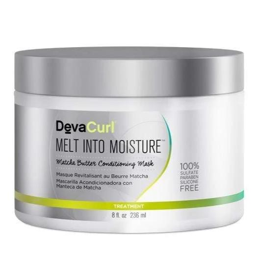 DEVACURL MELT INTO MOISTURE MATCHA BUTTER CONDITIONING MASK, 236 ML