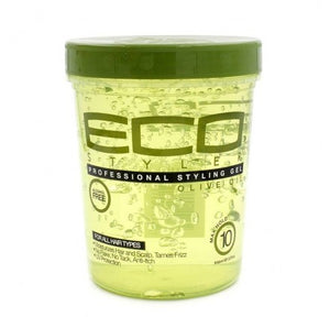 ECO STYLER PROFESSIONAL STYLING GEL OLIVE OIL, 236 ML, 473 ML, 946 ML