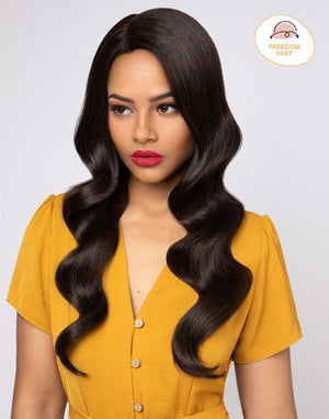 100% SYNTHETIC LACE WIG GLOSS WAVES, 30""