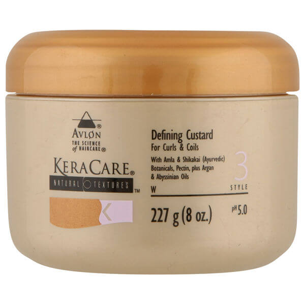 KERACARE DEFINING CUSTARD, 227 G