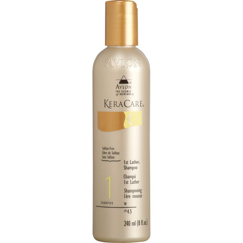 KERACARE - 1ST LATHER-SHAMPOO, 240 ML