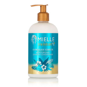 MIELLE MOISTURE RX HAWAIIAN GINGER MOISTURIZING LEAVE-IN CONDITIONER, 355 ML