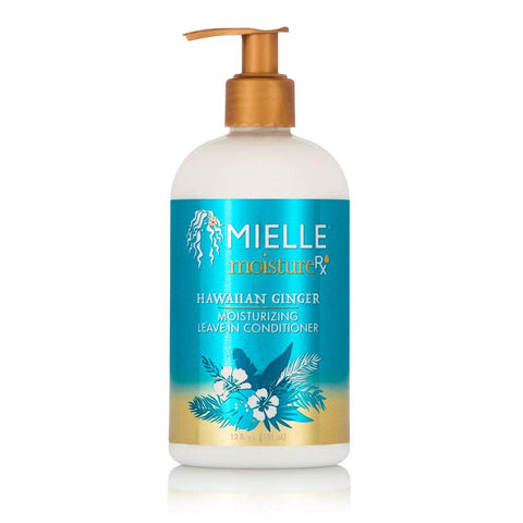 MIELLE MOISTURE RX HAWAIIAN GINGER - MOISTURIZING LEAVE-IN CONDITIONER, 355 ML