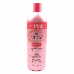 LUSTERS PINK ORIGINAL OIL MOISTURIZER HAIR LOTION, 473 ML