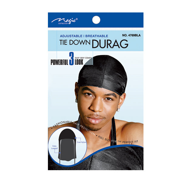 MAGIC COLLECTION - TIE-DOWN DURAG