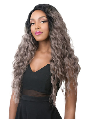 100% SYNTHETIC LACE WIG SUN DANCE, 28""