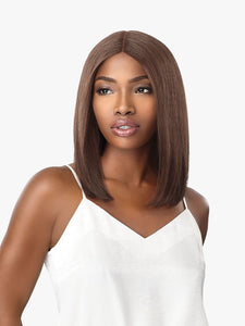 100% HUMAN HAIR LACE WIG - SHANNON, 15""