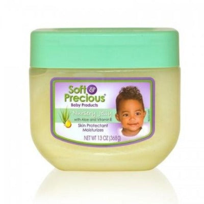SOFT & PRECIOUS NURSERY JELLY ALOE & VITAMIN E, 368 G