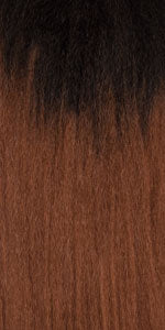 100% Synthetic Ponytail French wave