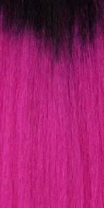 100% SYNTHETIC HAIR COLOR BRAID AFRICAN COLLECTION, 48""