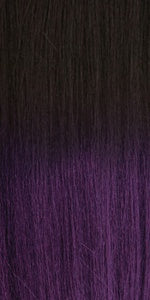 100% SYNTHETIC WIG SWEEPING LENGTHS, 22""