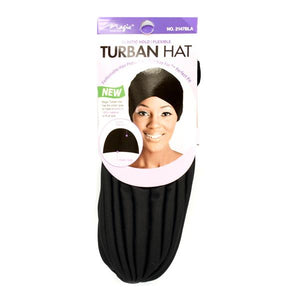 MAGIC TURBAN HAT STRETCHABLE MIXED COLORS